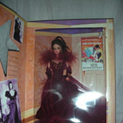 Barbie as Scarlet O'Hara Doll Red Dress NRFB