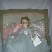 Vintage 1960s Madame Alexander Elise Doll in Box