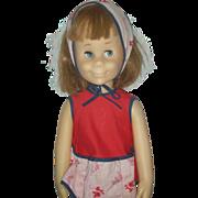 Vintage Mattel Charmin Chatty Cathy Doll Works