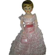 Vintage Deluxe Reading Sweet Rosemary Fashion Doll 30 inch Grocery Store Doll