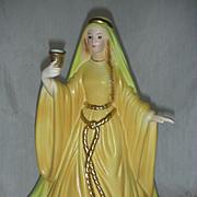 Rare Josef Figurine Isolde Opera Figurine