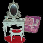 Vintage Barbie Doll Susy Goose Vanity