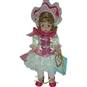 8 Inch Madame Alexander Be Mine 75th Anniversary Valentine Doll
