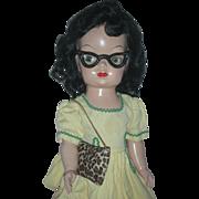 Vintage 1953 Terri Lee Mary Jane Doll Hard Plastic Walker