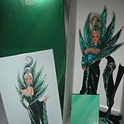 Vintage Bob Mackie Neptune Barbie Doll in Box
