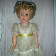 Vintage Play Pal Companion Doll Princess Peggy or Patti Playpal type