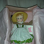 Vintage Madame Alexander Doll Heidi Mint in Box