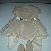 Rare Mattel Chatty Cathy Doll Sunday Visit Dress