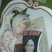 Peggy Nisbet Doll Reader Annual Commemorative Doll in Box