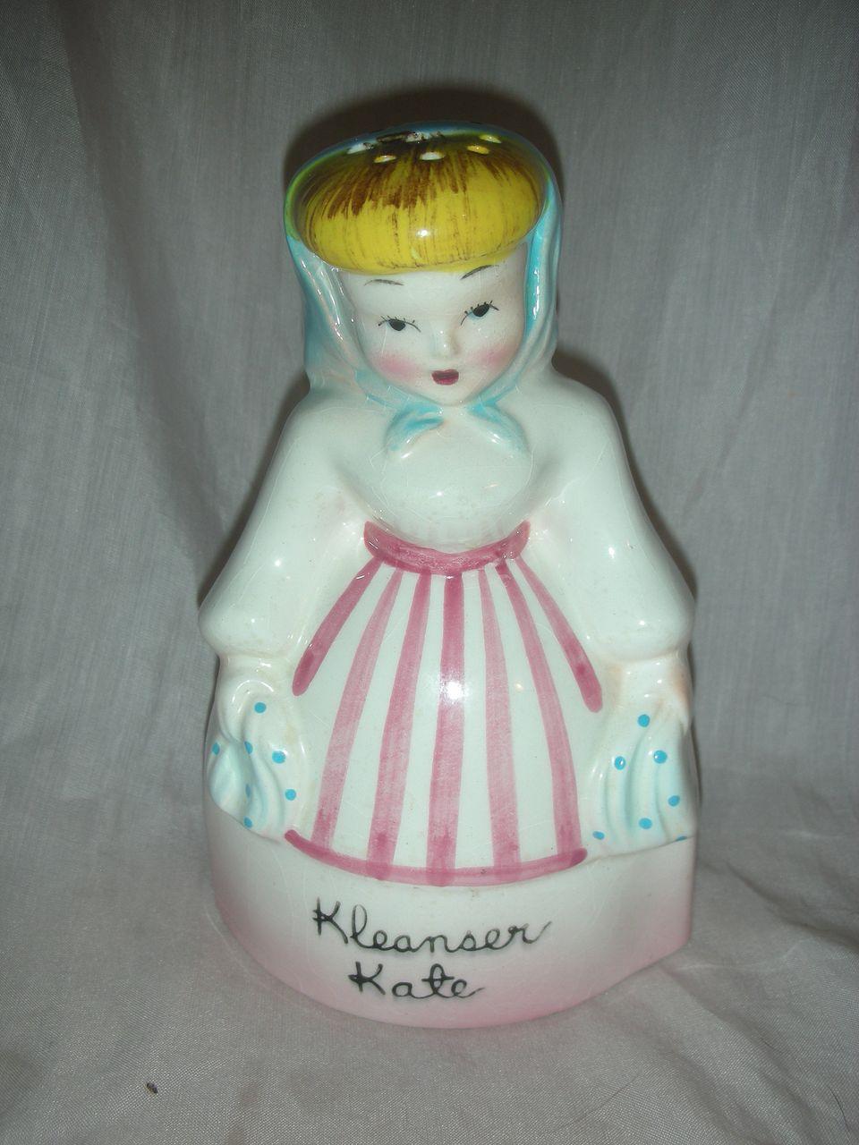 Vintage Enesco Kleanser Kate Sprinkler for Kitchen