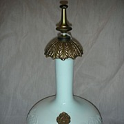 Vintage Vanity Large Perfume Bottle