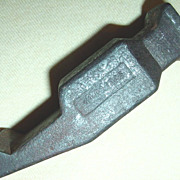 SOLD Blacksmith Hand Anvil Auto Body Repair Hardy Swage Hammer Forming Forge Tool Iron