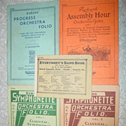 SOLD Drums Music Rubank Orchestra Folio Everybody's Band Book Compositions