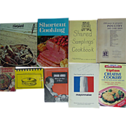 Recipes Cook Books Hellmann's Lipton Soup Seafood Casseroles Cookbook