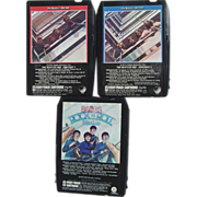 REDUCED The Beatles 8 Track Tapes 1967-70 Part 1 & 2 Apple Records Rock N Roll Music Cartridge