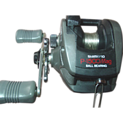 SOLD Shimano Bantam P-1500 Mag Fishing Reel Bait Casting Right Handed Ball Bearing