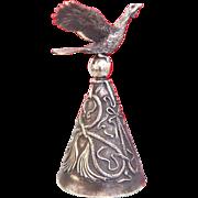 Russian silver beaker ,turn of the 20th century