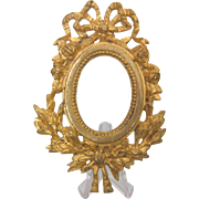 French Gilt Bronze frame,19th century