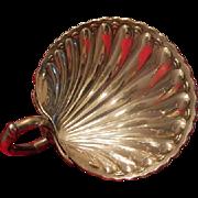 Russian silver basket, St. Petersburg ,1867