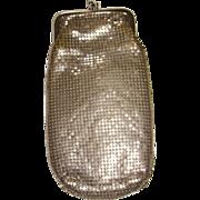 Vintage Whiting & Davis Co. Mesh Cigarette or Glasses Case