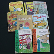 Whitman Big Tell-a-Tale Children Book Set