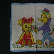 Colorful Children's Hankie