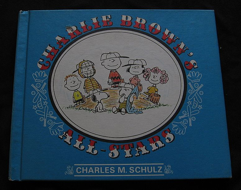 """1966 First Edition """"Charlie Brown's All-Stars"""""""