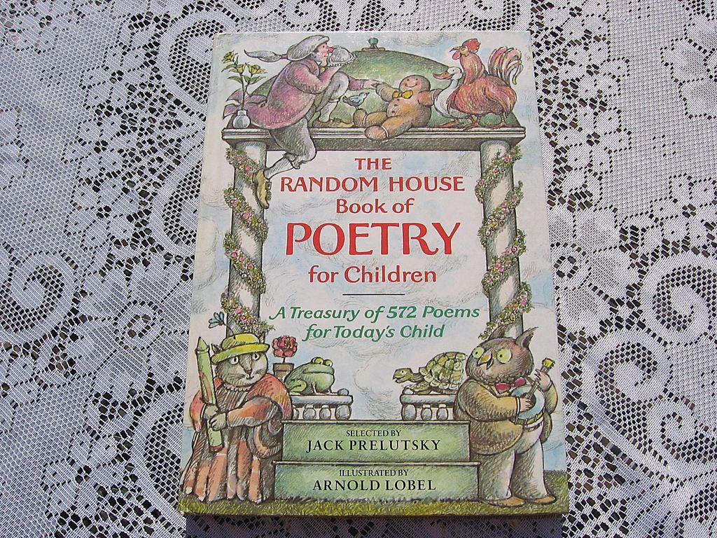 1983 The Random House Of Poetry For Children