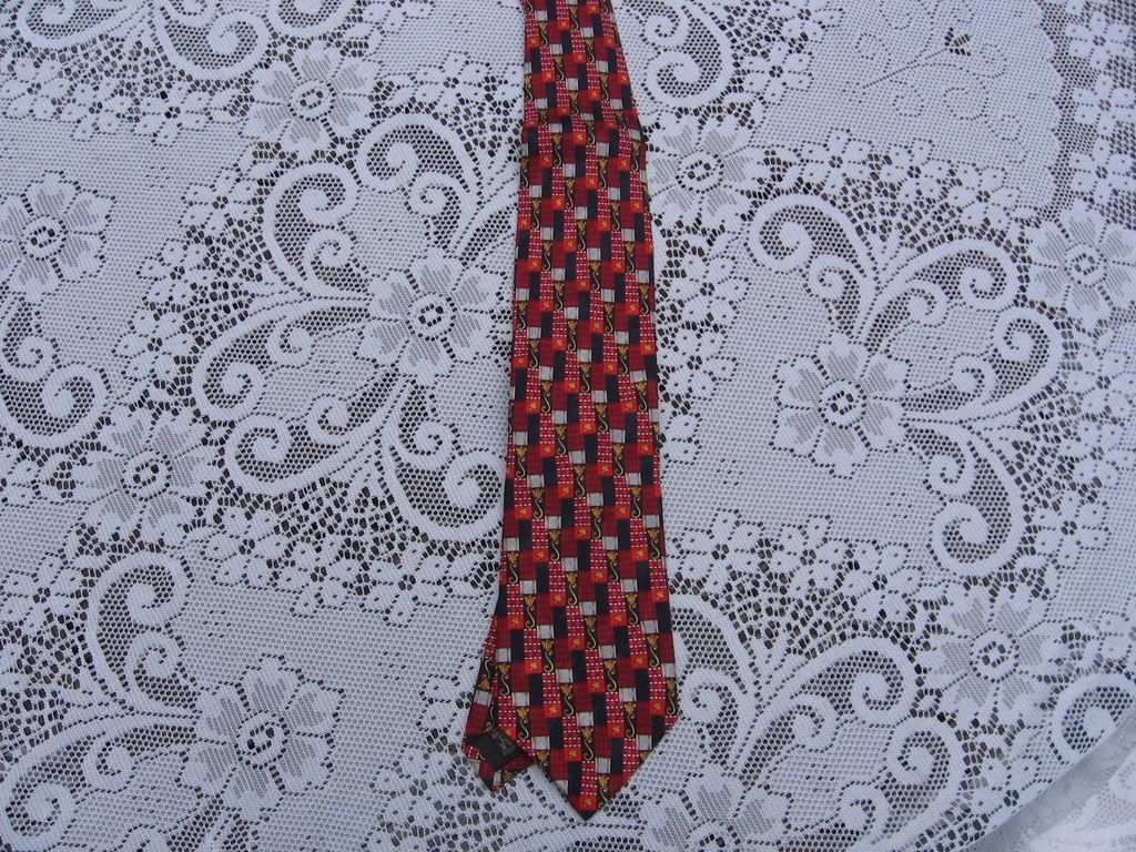 """New with Tags"""" Richel Royal"""" Silk Tie"""
