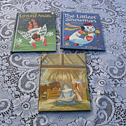 SALE Charles Tazewell  Christmas Children's Picture Book Set