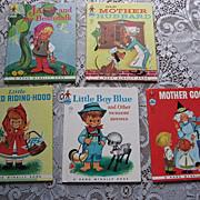 SALE Rand McNally Elf  Anne Sellers Leaf Children Book Set