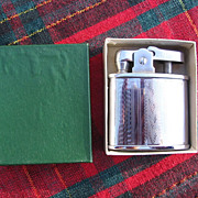 SALE Occupied Japan Never Used Lighter In Box