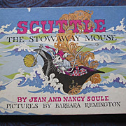 "1969 ""Scuttle The Stowaway Mouse"" First Edition"