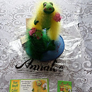 SALE Annalee Special Fabulous Floozy Frog Doll
