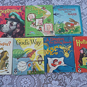 SALE Whitman Top Top Tales Children Book Set