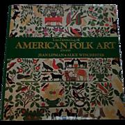 SALE The Flowering of American Folk Art (1776-1876) Book