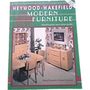 SALE Heywood-Wakefield Modern Furniture Price Guide