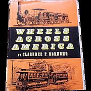 SALE 1959 Wheels Across America