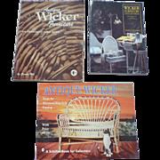 SALE Wicker Furniture and Accessories Price Guide Set
