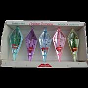 Jewelbrite Plastic Christmas Tree Ornaments