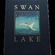 1989 First Edition Swan Lake Children Book