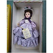 Effanbee Grandes Dames 1157 Priscilla 11 inch Doll MIB Vintage 1980s