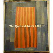 The Quilts of Gee's Bend Hardback Book