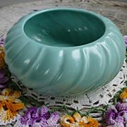 SALE Franciscan Ware Coronado Aqua Bulb Bowl