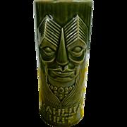 SOLD Vintage Green Man Kahlua Hut Tiki Mug Hyattsville MD