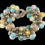 Napier Moonglow Toggle Clasp Bracelet