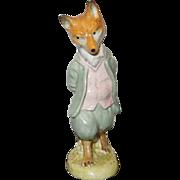 """Beatrix Potter """"Foxy Whiskered Gentleman"""""""
