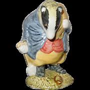"Beatrix Potter ""Tommy Brock"" Figurine"
