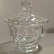 Baccarat Missouri Jam Jar - Leaded Crystal - France - 5 3/8 in.