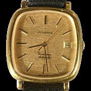 Juvenia Vendôme Automatic Wristwatch - Unusual Goldplated